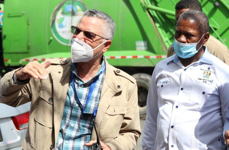 Alcalde Manuel Jimémez da plazo a empresa de recogida de basura para que se retire de SDE
