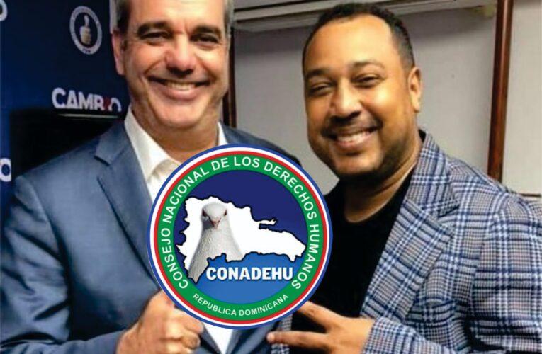 Conadehu hace llamado al presidente Abinader ante denuncias de persecución contra Miguel Ortega tras renunciar y denunciar corrupción